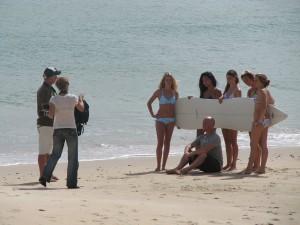 Noosa Festival of Surfing, Surf Festival Thomas Meyerhoffer longboard