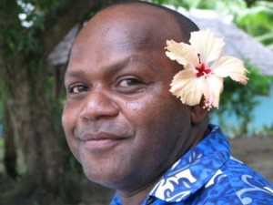 How to feel Happy Ni-Vanuatuan Man