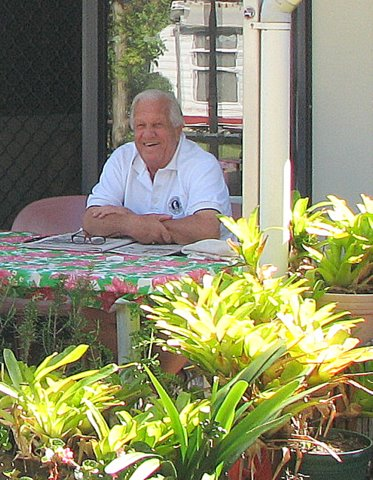 Australian camping culture, permanent campsites australia