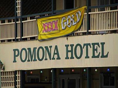 Noosa hinterland, Sunshine Coast, Australia, Pomona
