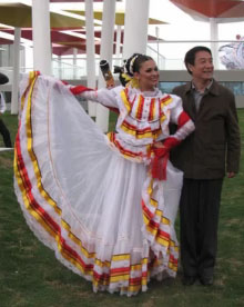 China world expo shanghai travel
