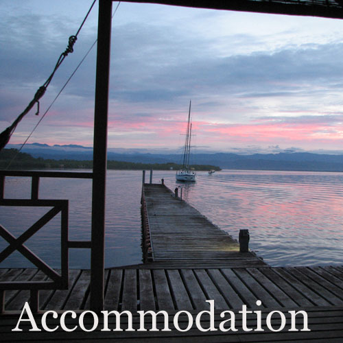 Top travel destination accommodation