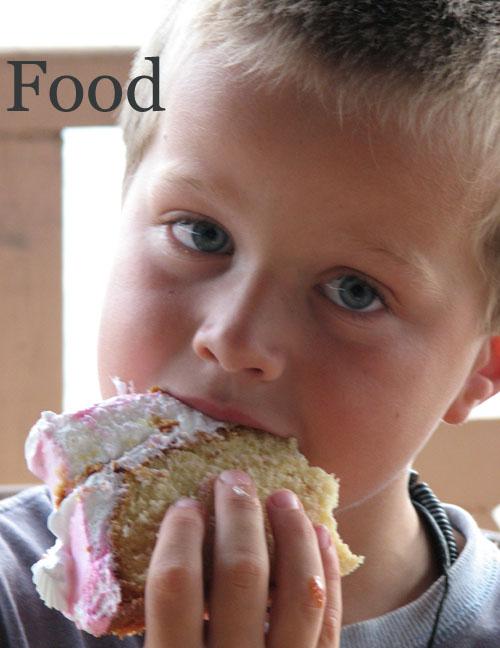 Top travel destination - food