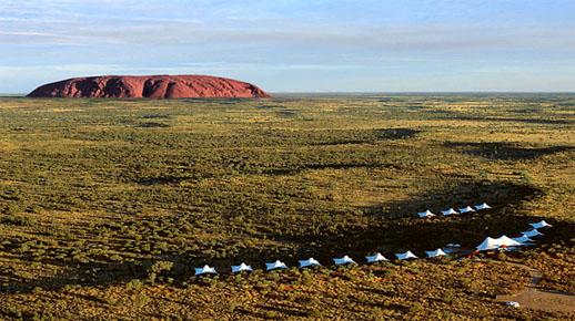 Dream Trip, Australia, Longitude 131 Uluru