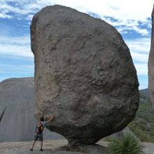 Granite Belt, Giraween National Park, Queensland