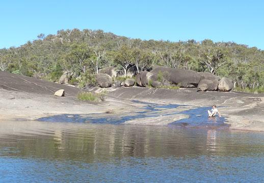 Giraween National Park, Queensland