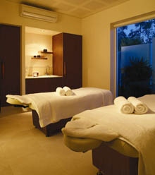 Hyatt Coolum spa