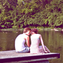 First kiss story, France