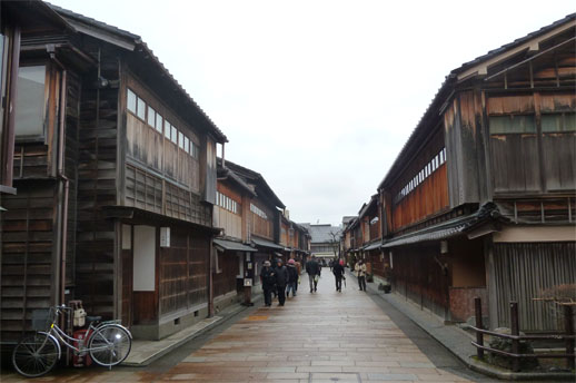Kanazawa Historic Japan Travel Tips