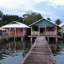 Bocas del Toro Travel Story, Our House