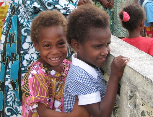 Happiest people in the World? Vanuatu