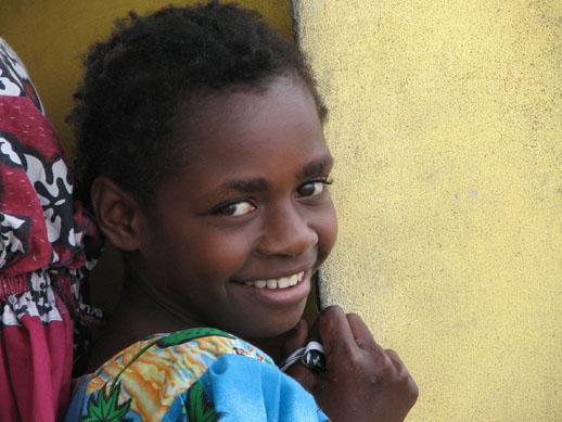 Happiest people in the World? Vanuatu