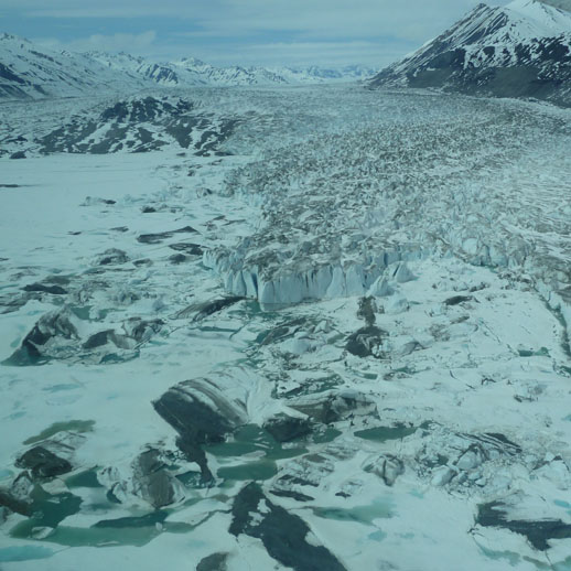 Kluane National Park Glacier Tour
