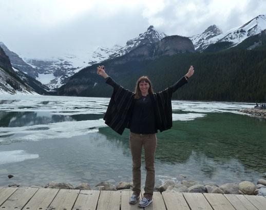 Lake Louise travel dream