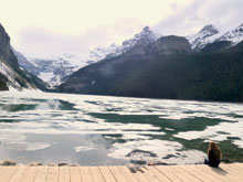 Lake Louise travel dream