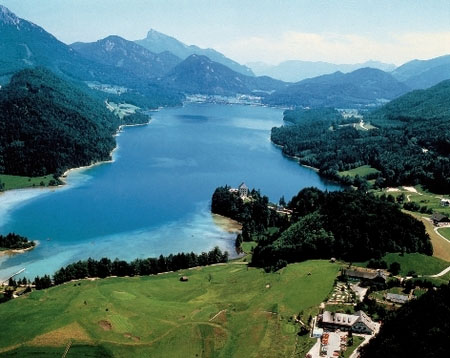 Best Travel Hot Spots in Austria - lake fuschl