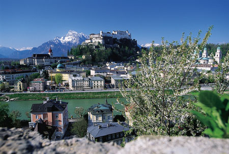 Best Travel Hot Spots in Austria - salzburg
