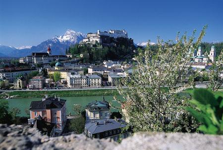 Best Travel Hot Spots in Austria - salzburg