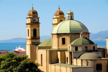 Travel to italy on a Mediterranean Cruise