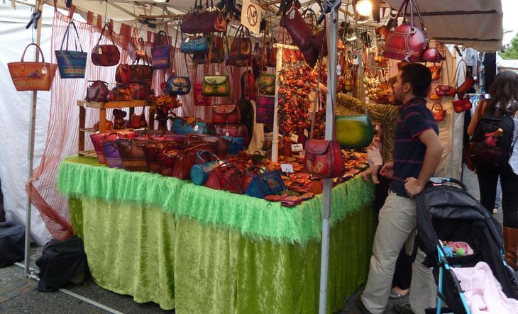 brisbane southbank market
