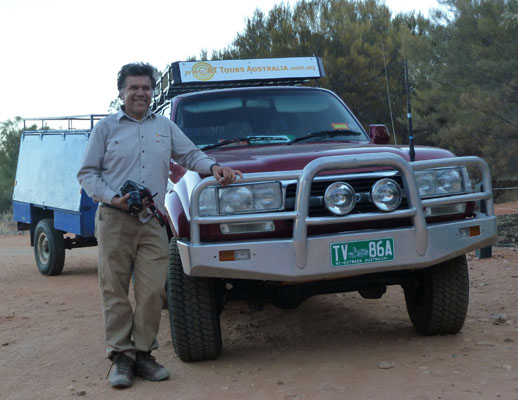 alice springs travel bob taylor tours