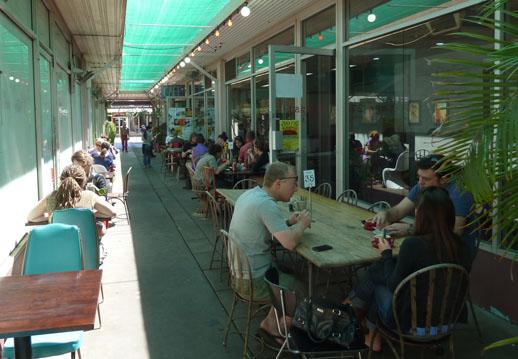 Alice springs travel tips cafe