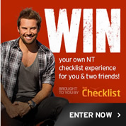 Win a trip to uluru with The Checklist