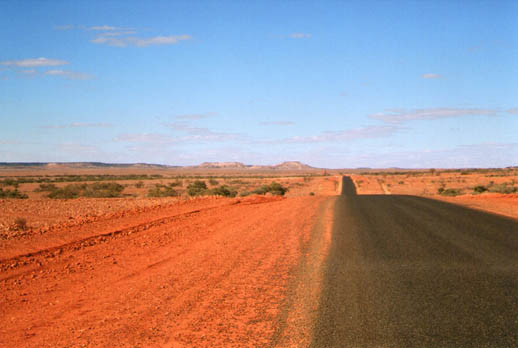 Travel Hot Spots in Outback Australia - Windorah Road