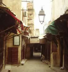 Traveling to the Ancient Fez Medina in Morocco: the 7th Century