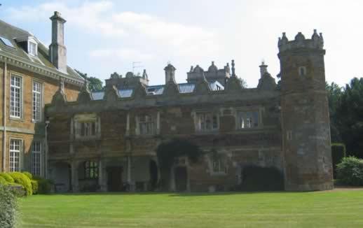 The Cloisters, Dingley Hall