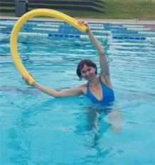 52 Exercises: Sexual Healing at Aqua Aerobics