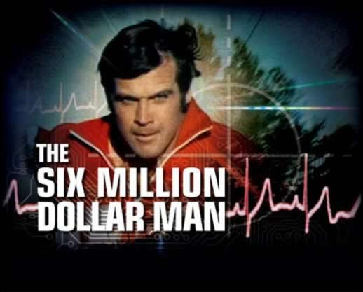 Steve austin six million dollar man