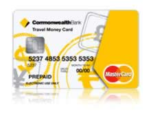 travel money management tip from the commonwealth bank - Visa Money Card