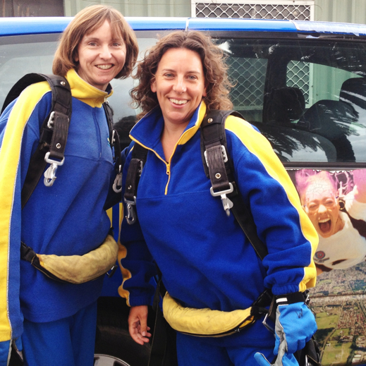 Wollongong travel tips - Skydive the beach