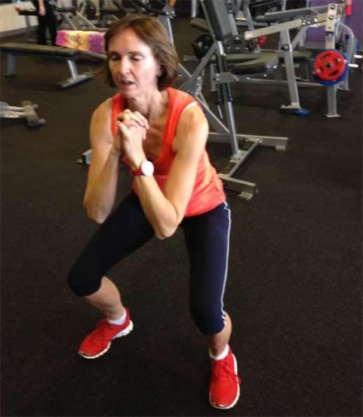 Squats, squats and more squats - not fun