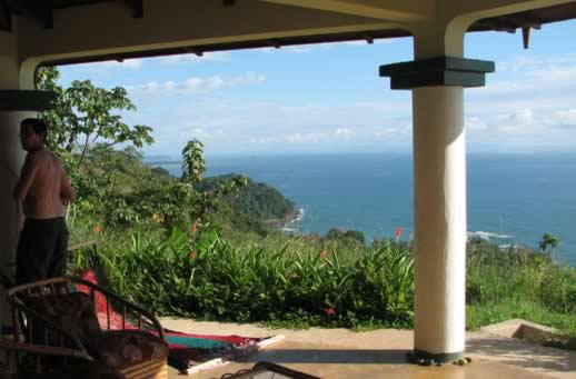 Funny travel story in costa rica - setting up the hammock