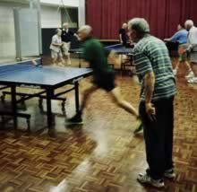 Table Tennis - a Reminder to be Kind to Yourself