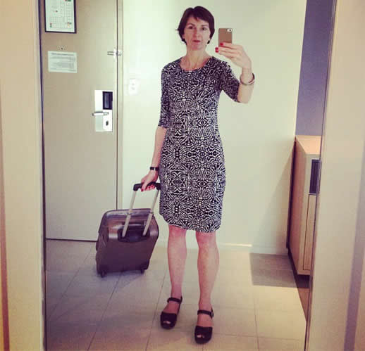 what to pack - travel dress