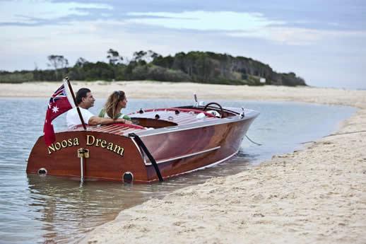 Noosa dream boats