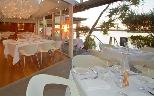 We love Rickys Restaurant in Noosa but we might be a bit biased because our son works there!