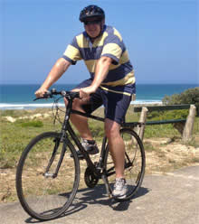 Bike Ride to Peregian Beach