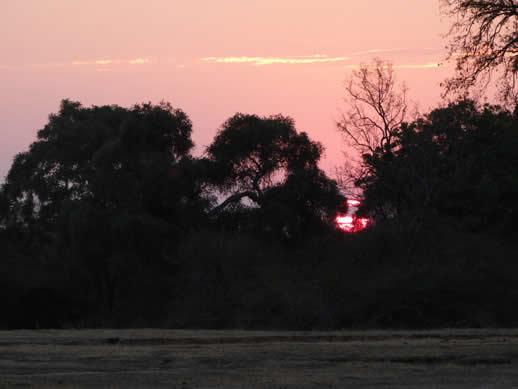 kanga camp concession sunset small