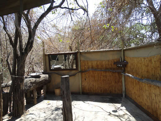 kanga camp guest bathroom small