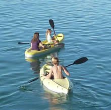 Kayaking in Noosa and Stress Reduction
