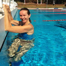 52 Exercises Quest Ends: Swimming Laps and New Beginnings