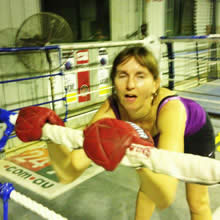 Thai Boxing and Life After Depression