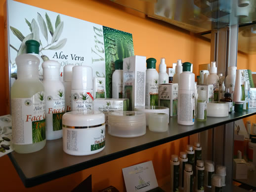 Nature, Wellbeing and Happiness in Salento products