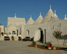 Trulli Traditional Holiday Accommodation in Puglia