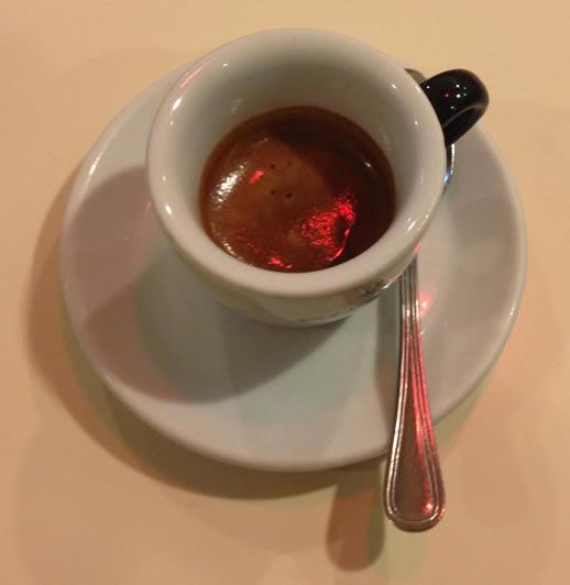 eating in puglia hot chocolate
