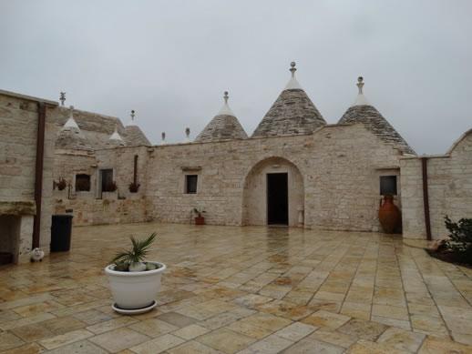 trulli isago courtyard